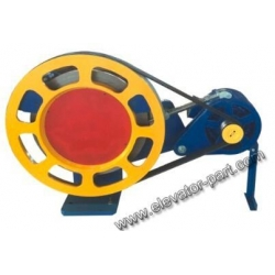 China Elevator Traction Motor Machine DJY705 on sale