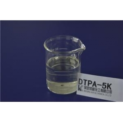 China Industry Grade DTPA 5K 40% Liquid on sale