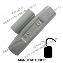China Steel clip on wheel weights Steelcliponwheelweights STF65 on sale
