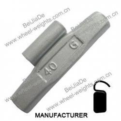 China Steel clip on wheel weights Steelcliponwheelweights STF35 on sale