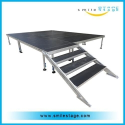 China Beyond Anti-slip Aluminum Stages Portable Outdoor Event Stages on sale