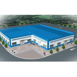 China Pre-engineered Warehouse on sale