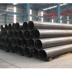 China Welded Steel Pipes ERW STEEL PIPES on sale
