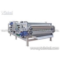 China Jaw crusher Belt filter press on sale