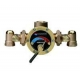 China Thermostatic Steam and Water Mixer on sale