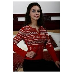 China 100% rabbit down Lady's sweater on sale