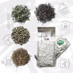 China Organic Tea premium organic Chinese teas wholesale supplier