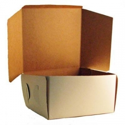China 1/2 Sheet 19X14 Cake Box on sale