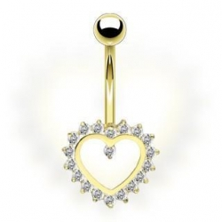 How To Measure Belly Button Ring Size