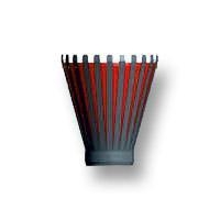 China Slip on canvas Cement Basket OM015-SCW supplier