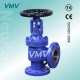 China Angle Bellows Seal Globe Valve on sale