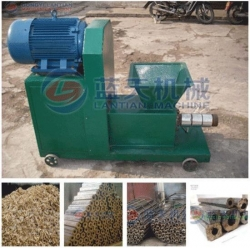 China Rice husk briquette machine on sale