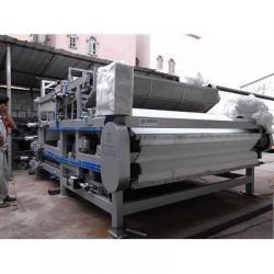 China Thickner belt filter press on sale