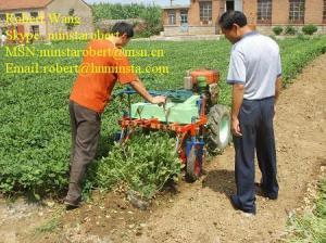 China Peanut harvester machine supplier