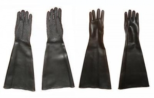 China SandblastGlove supplier