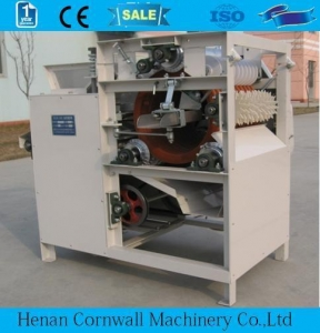 China garlic harvesting machinery supplier