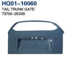 China Tucson 2003 Trunk Lid, Boot Cover, Trunk Lid Gate (73700-2E030) supplier