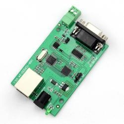 China WIFI Module [USR-TCP232-24] RS232 RS485 Serial to TCP/IP Ethernet Module Converter on sale