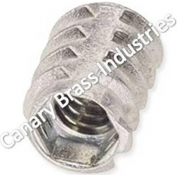 China BNC Connectors Sharp Sert Brass Insert on sale