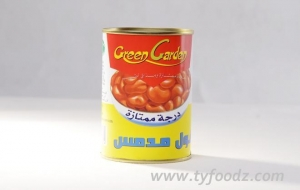 China 397g Canned Broad Beans supplier