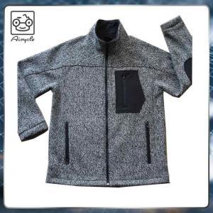 China Men Woolen Jacket Coats For Clod Weather supplier