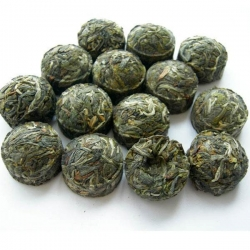China Tea 2011 Gao Li Gong Shan Raw Mini Tuo Cha Pu-Erh Tea on sale