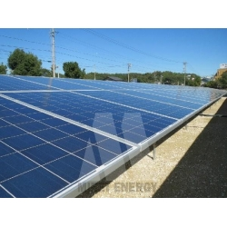 China solar panel ground mounts Ground Solar Panel Holder on sale