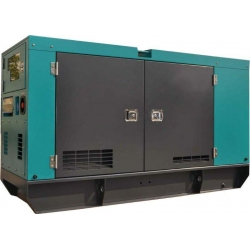 China 63kva/50kw Cummins Soundproof Power Generation on sale
