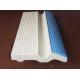 China Blue swimming pool edge tiles on sale