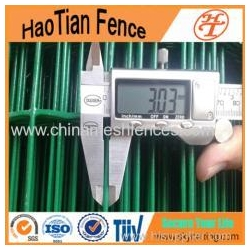 China High quality PVC coated wire mesh fence on sale