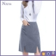 China Grey Skirts Women, New Office Skirts and Blouses for Women, Spring Design Skirts and blouses on sale