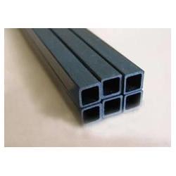 China Carbon fiber square tube on sale