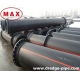 China HDPE Pipe PN10, HDPE Coal Mining Pipe on sale