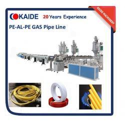 China PE-AL-PE Gas Pipe Extrusion Line on sale