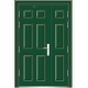 China High-quality non-standard doors Dark green on sale
