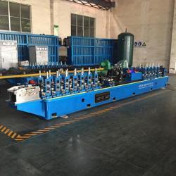 China GI Galvanized Steel Pipe Mill Tube Making Machine on sale