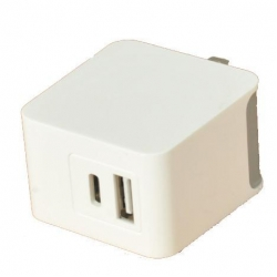 China USB+Type C charger on sale