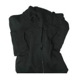 China Ladies Organic Hooded Sweatshirt on sale