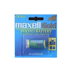 China CR123 Lithium Batteries on sale