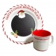 China Christmas Melamine Dinnerware Set on sale