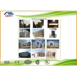 China luxury prefab house, prefabricated house concrete on sale