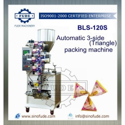 China BLS-120C Automatic 3-side (Triangle)packing machine on sale