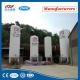 China 5000L Liquid Nitrogen Storage Tank on sale
