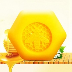 China All Natural Organic Soap Bars Made of Honey and Green Surfactants on sale