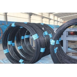 China Mechanical Valve Oil Quenching and Tempering Alloy Spring Steel Wire on sale