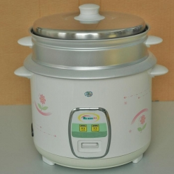 China Durable Inner Pot Rice Cooker for Easy Cleaning on sale