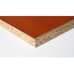 China Melamine Particle Board 12mm/15mm/16mm/18mm/25mm on sale