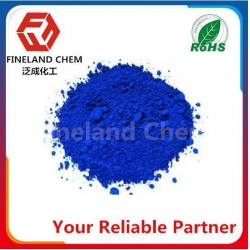 China Pigment Blue 1 with high performance CASCADE BLUE for magzine printing CAS NO:1325-87-7 on sale