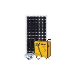 China Poly solar panel 10W Solar lighting kits on sale