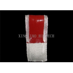 China Silicone Coated Fiberglass Gasket Tape , High Temperature Fiberglass Gasket Material on sale
